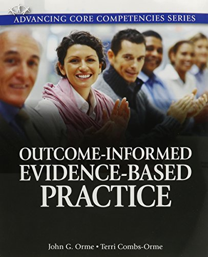 9780205008582: Outcome-Informed Evidence-Based Practice Plus MySocialWorkLab with eText (Advancing Core Competencies)