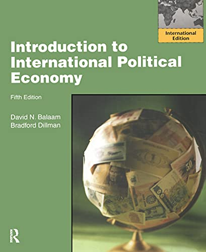 9780205008643: Introduction to International Political Economy: International Edition 5ed