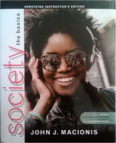 9780205010110: Society: The Basics, 11th Edition, Annotated Instructor's Edition