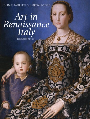 9780205010479: Art in Renaissance Italy (4th Edition)