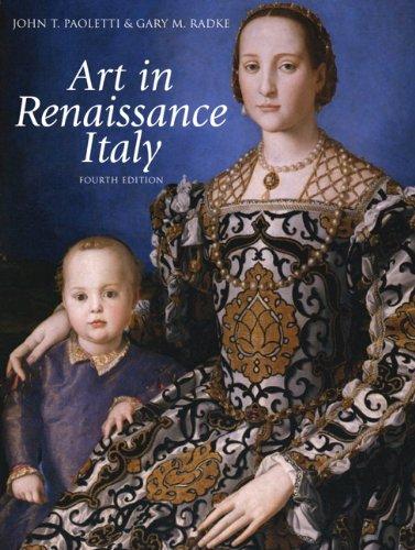 9780205010479: Art in Renaissance Italy (4th Edition)