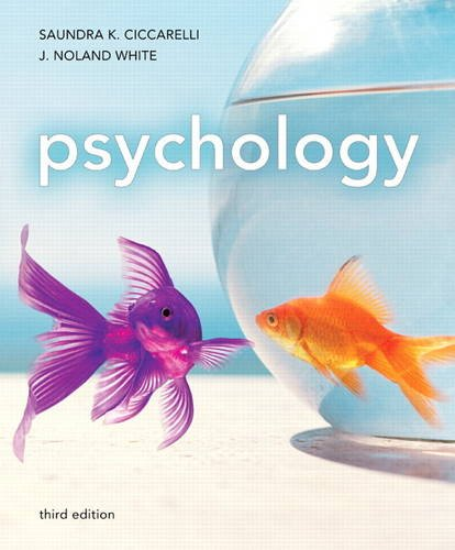 9780205011353: Psychology, 3rd Edition