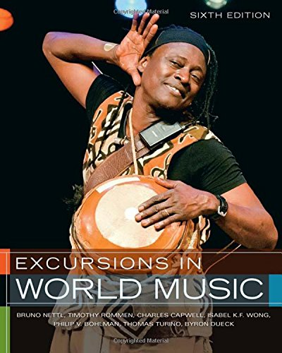 9780205012855: Excursions in World Music, 6th Edition