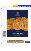 9780205015405: Mosaicos: Spanish as a World Language, Books a la Carte Edition with Student Activities Manual and MySpanishLab and Pearson eText (Access Card) (5th Edition)