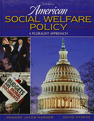9780205015733: American Social Welfare Policy with MySocialWorkLab and Pearson eText (6th Edition)