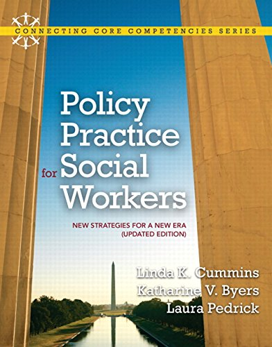 9780205015757: Policy Practice for Social Workers: New Strategies for a New Era (Updated Edition) with MySocialWorkLab and Pearson eText