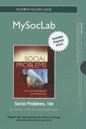 NEW MySocLab with Pearson eText -- Standalone Access Card -- for Social Problems (14th Edition) (...