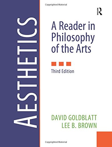 9780205017034: Aesthetics: A Reader in Philosophy of the Arts