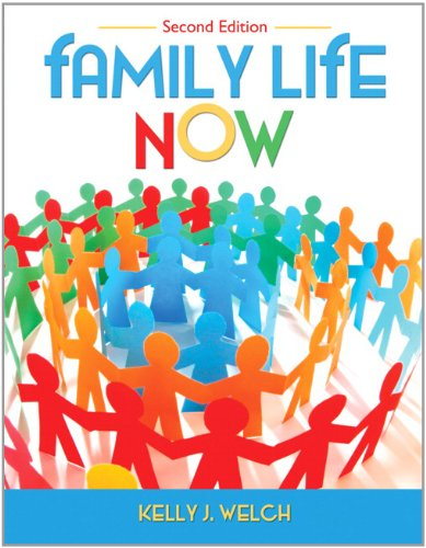 9780205018376: Family Life Now (Paperback) (2nd Edition)