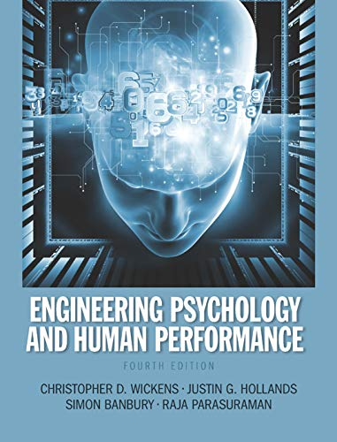 9780205021987: Engineering Psychology and Human Performance