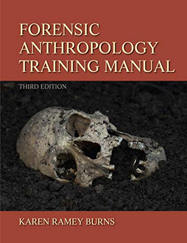 9780205022595: Forensic Anthropology Training Manual