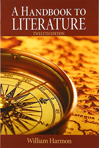 9780205024018: A Handbook to Literature (12th Edition)