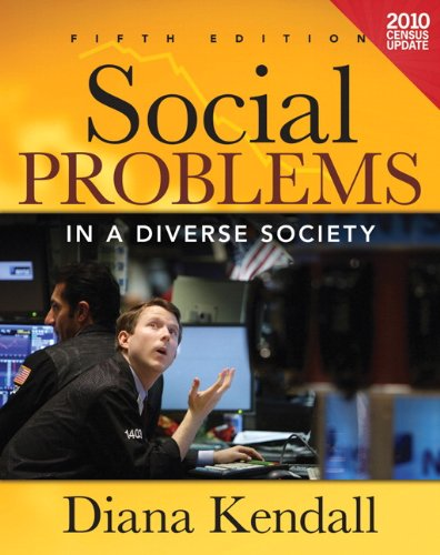 9780205024872: Social Problems in a Diverse Society Census Update (5th Edition)