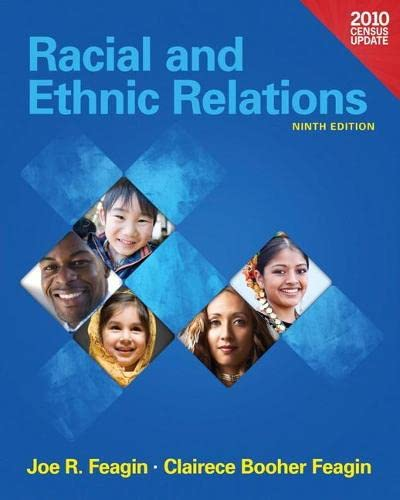 9780205024995: Racial and Ethnic Relations, Census Update (9th Edition)