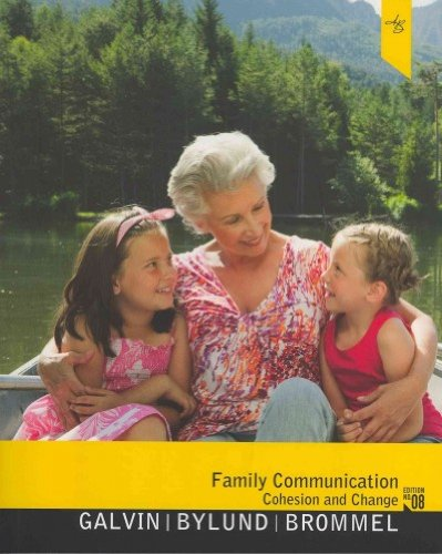 9780205026777: Family Communication: Cohesion and Change with MySearchLab (8th Edition)