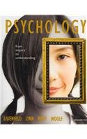 9780205027224: Psychology: From Inquiry to Understanding (Paperback) with Mypsychlab Pegasus with Pearson Etext