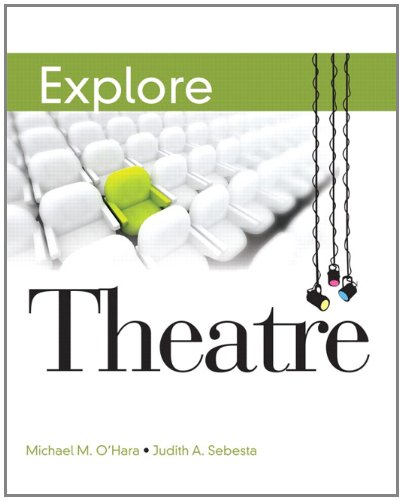 9780205028726: Explore Theatre Student Access Code Card Passcode