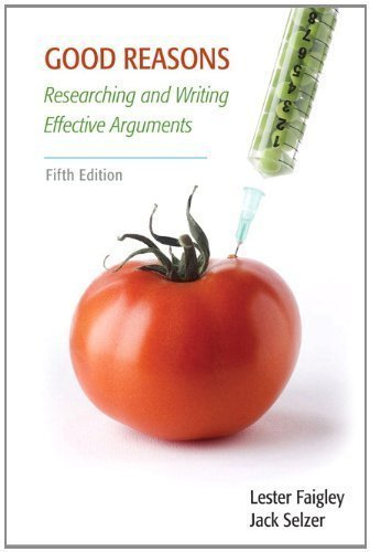 9780205028894: Good Reasons: Researching and Writing Effective Arguments (5th Edition) [Paperback]