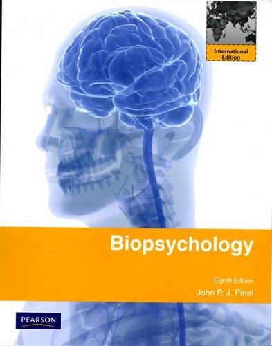 9780205030996: Biopsychology: International Edition