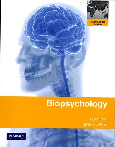 9780205030996: Biopsychology International Edition