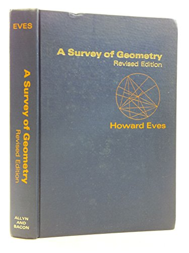 9780205032266: Survey of Geometry