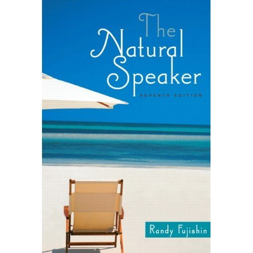 9780205034482: Natural Speaker, The with MySpeechKit (7th Edition)