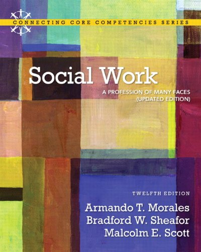 9780205034673: Social Work: A Profession of Many Faces (Updated Edition) (12th Edition)