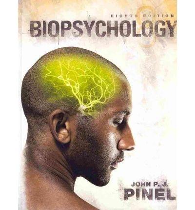 9780205036073: Biopsychology, Books a la Carte Edition (8th Edition)