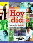 9780205036363: Hoy dia: Spanish for Real Life, Annotated Instructor's Edition, Volume 1 and 2