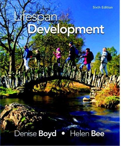 9780205037520: Lifespan Development (6th Edition)