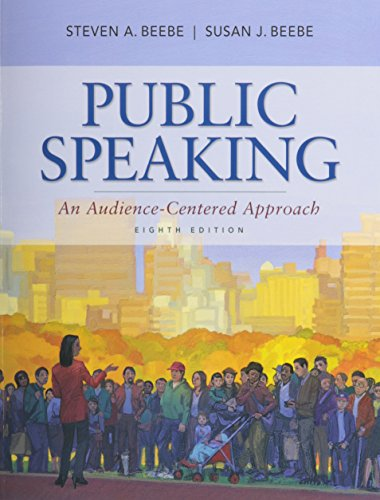 9780205043224: Public Speaking: An Audience-Centered Approach with MySpeechLab with eText (8th Edition)