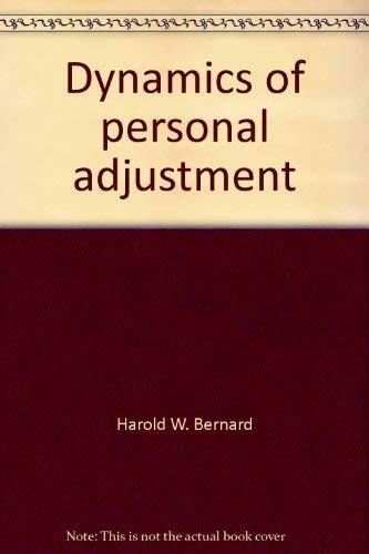9780205047024: Dynamics of personal adjustment