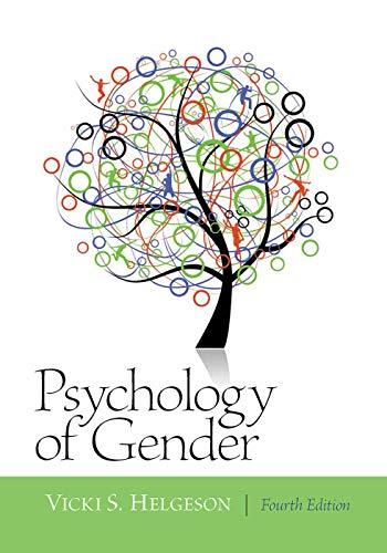 9780205050185: Psychology of Gender: Fourth Edition