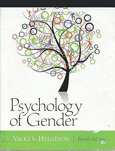 9780205050222: Psychology of Gender (Instructor Edition)