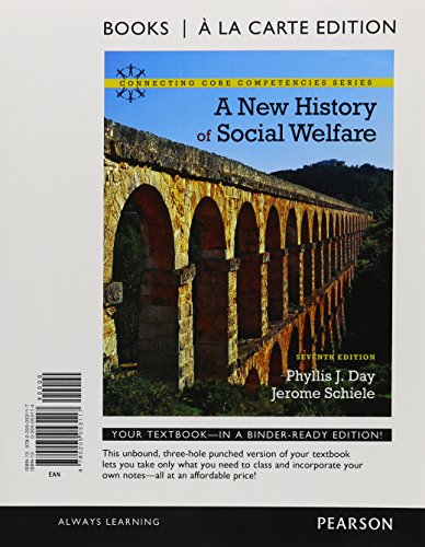 9780205053124: New History of Social Welfare, Books a la Carte Plus MySearchLab with eText -- Access Card Package (Connecting Core Competencies)