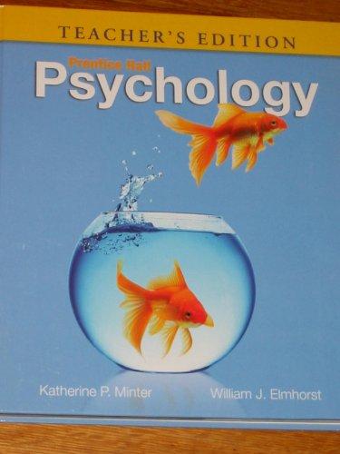 9780205055487: Teachers Edition Prentice Hall Psychology