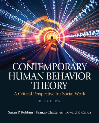9780205055562: Contemporary Human Behavior Theory: A Critical Perspective for Social Work with MySearchLab -- Access Card Package (3rd Edition)