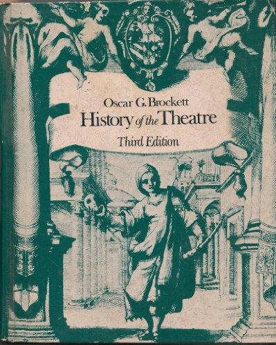 9780205057740: History of the Theatre