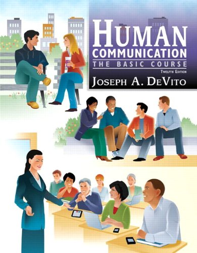 9780205058730: Human Communication: The Basic Course with MyCommunicationLab with eText -- Access Card Package (12th Edition) (Guidebook for Teaching Series)