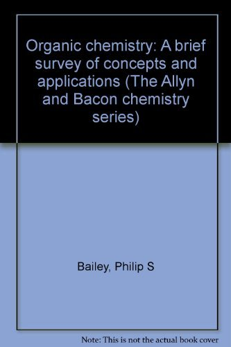 9780205059256: Organic Chemistry: A Brief Survey of Concepts and Applications