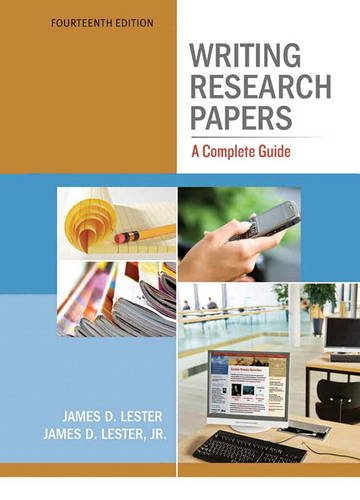 9780205059317: Writing Research Papers: A Complete Guide (spiral)