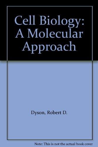 9780205059423: Cell Biology: A Molecular Approach