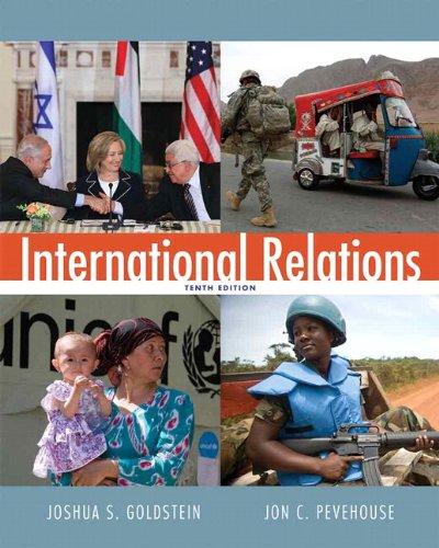 9780205059577: International Relations (10th Edition)