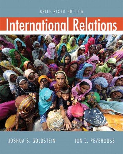 9780205059584: International Relations