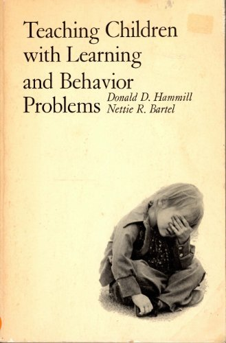 Teaching children with learning and behavior problems