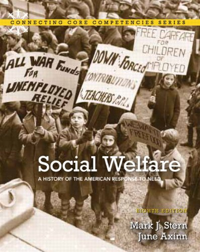 9780205063239: Social Welfare: A History of the American Response to Need Plus MySocialWorkLab with eText -- Access Card Package (8th Edition) (Connecting Core Competencies)