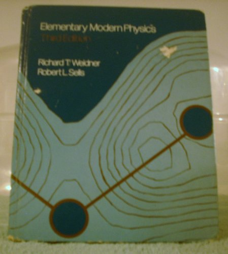 9780205065592: Elementary Modern Physics