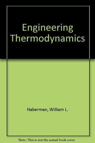 9780205065707: Engineering Thermodynamics (Allyn and Bacon series in mechanical engineering and applied mechanics)