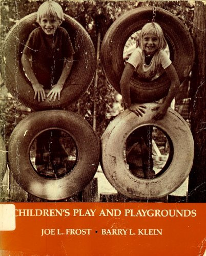 9780205065868: Children's Play and Playgrounds