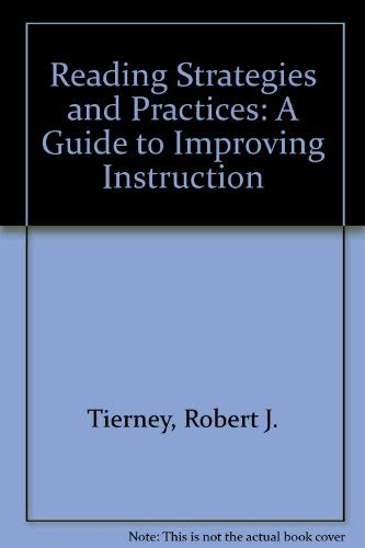 9780205067176: Reading Strategies and Practices: A Guide to Improving Instruction